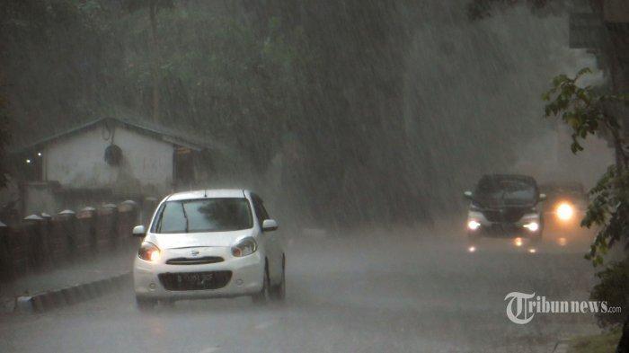 BMKG Keluarkan Info Cuaca Untuk 33 Kota di Indonesia, Prakiraan Senin 23 November 2020