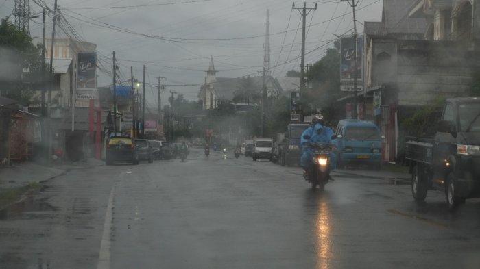Peringatan Dini Cuaca Senin 13 September 2021, BMKG: Sejumlah Wilayah Berpotensi Alami Hujan Lebat