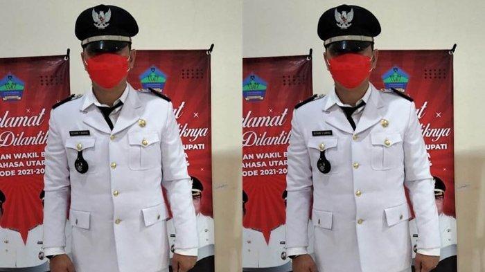 Penjabat Hukum Tua di Minahasa Utara Semangat Kerja di Hari Pertama