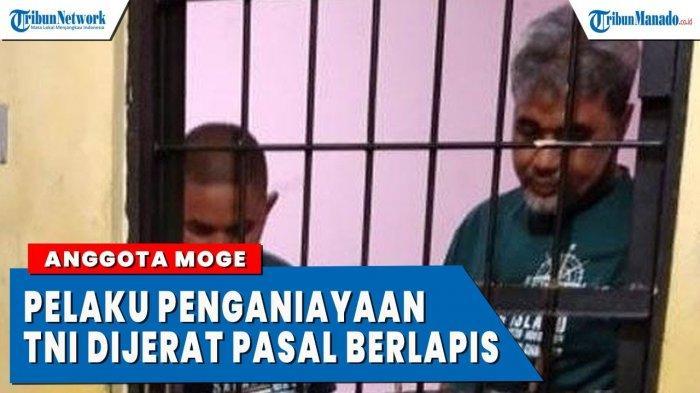 VIDEO Ancaman Hukuman Geng Moge yang Keroyok Anggota TNI