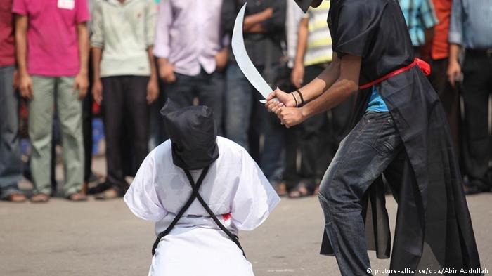 Sebelum Dieksekusi, Terpidana Mati ini Mengajukan Permintaan yang Bikin Semua Orang Merinding