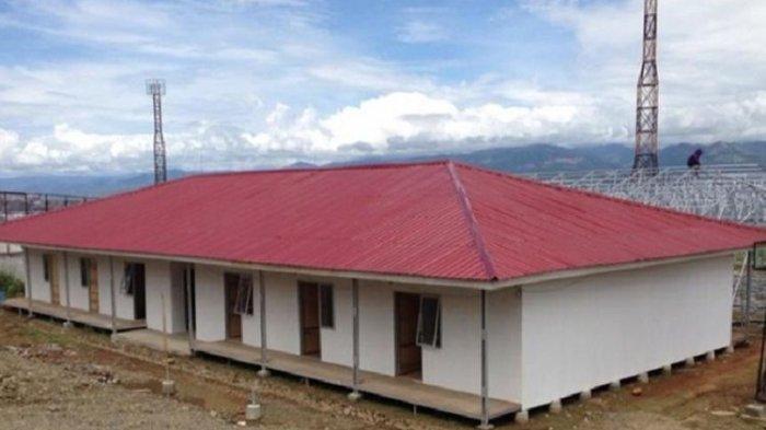 120 Unit Huntara di Sulawesi Tengah Siap Dihuni Mulai 17 Desember