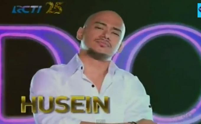 Husein Alatas, finalis Indonesian Idol 2014.