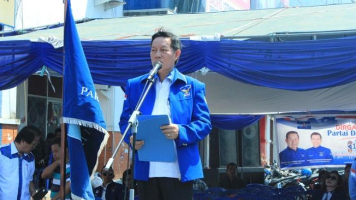 Menyusul Papua, Demokrat Sulut Siap Menangkan Jokowi-Ma'ruf Amin, Lumentut: Keputusan 15 DPC