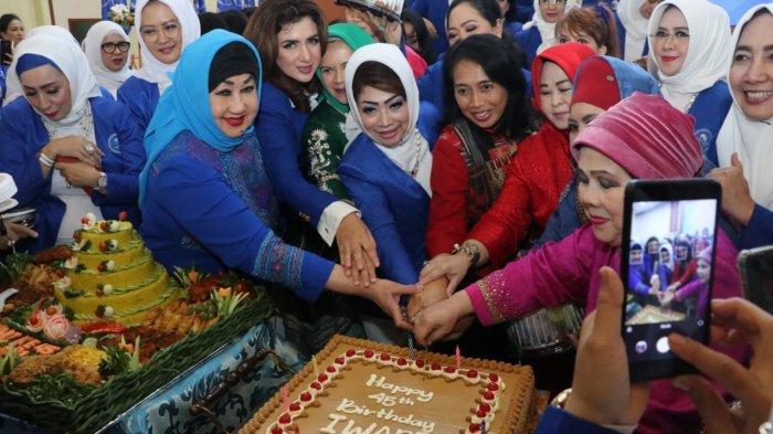 Hadiri HUT ke-45 IWAPI, Menteri PPPA Ingatkan Pentingnya Perempuan Kuasai Teknologi Informasi