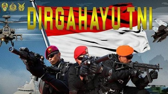 DirgahayuTNI - Kenali 6 Pasukan Elite Jajaran TNI, Kopaska hinggaKopassus