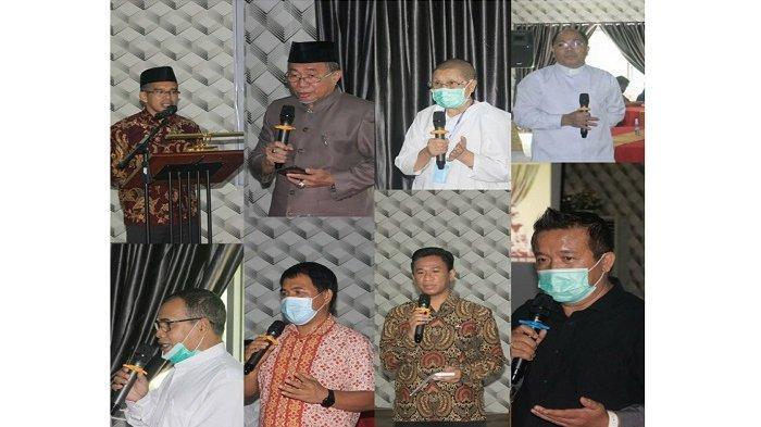 IAIN Manado Gelar Launching dan Sarasehan Rumah Moderasi Beragama Bersama Para Pemuka Agama Sulut