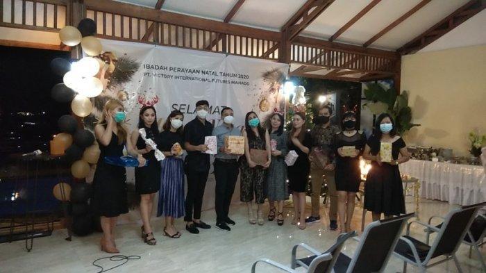 PT VIF Rayakan Ibadah Natal, 'Maknai Natal, Meskipun Nol Tetap Hadirkan Tuhan'