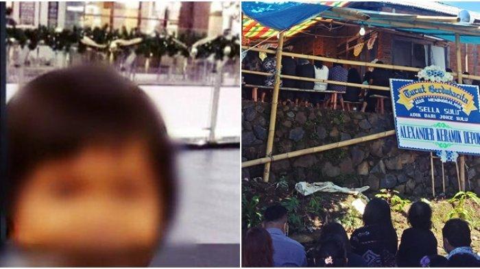 BREAKING NEWS, Ibadah Pemakaman Marcela Sulu Dimulai, 'Berikan Tempat Untuk Keadilan Tuhan'