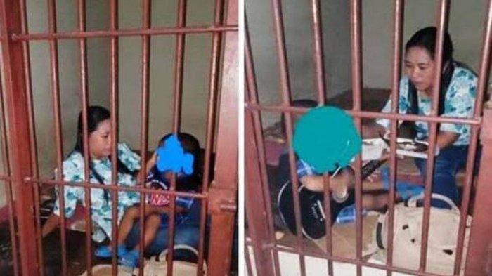 Ibu di Kepulauan Sangihe Beri Makan Anaknya dari Dalam 'Jeruji Besi', Jull: DP3A Jangan Tutup Mata