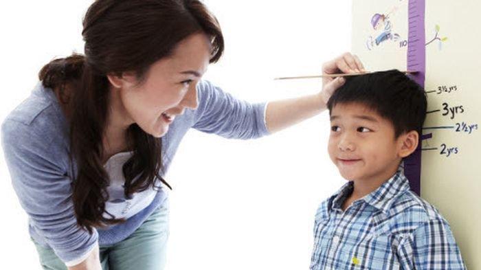 Moms, Begini Cara Mudah Prediksi Tinggi Badan Anak di Masa Depan