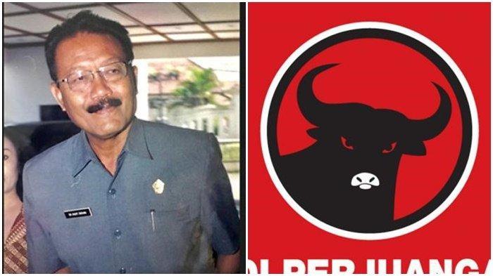 PDI Perjuangan Berduka,Sesepuh Partai Berlambang Banteng ini Berpulang, Akibat Kecelakaan Maut