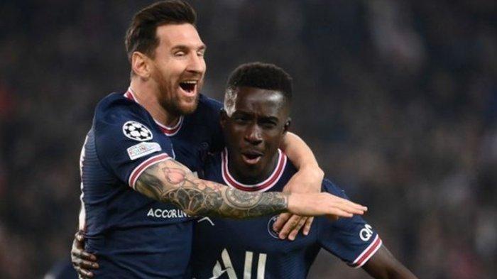 PSG vs Man City, Lionel Messi Cetak Gol Perdana Buat Le Parisien Assist dari Mbappe, Skor Akhir 2-0