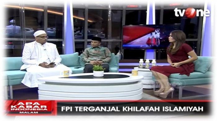 Konsep Khilafah FPI Bukan Hapus NKRI,Habib Ali: PancasilaNggak Bertetangan Syariat Islam