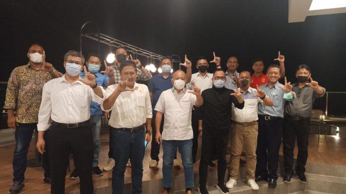 IFBEC DPD SulutGo dan PHRI Sulut Suport KEK Likupang dan Pariwisata di Sulawesi Utara