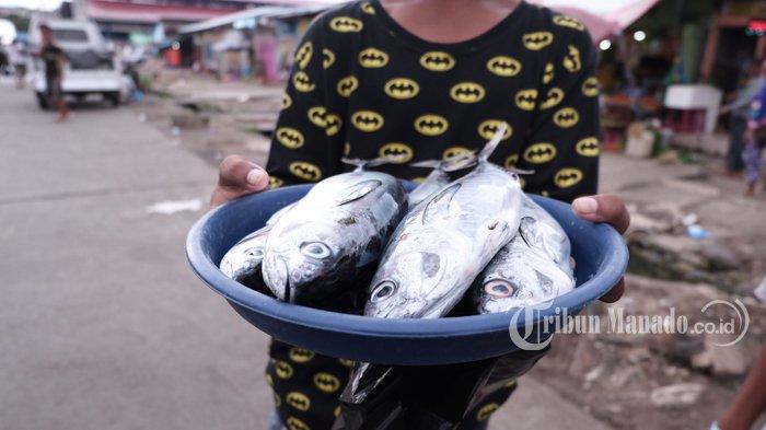 Produksi Ikan di Manado 4 Tahun Terakhir Menurun