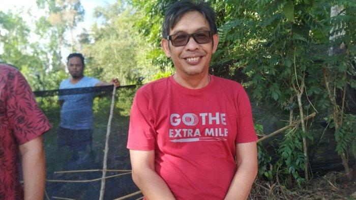 Ikmawan Prakarsa, Pengembang Perkebunan Pisang Abaka Sulut, Kini Lirik Tanaman Porang