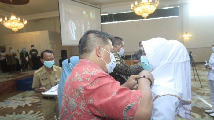 Capping Day IKTGM, Heriyana Amir: Yang Dibutuhkan Saat Ini, Orang yang Tepat di Tempat yang Tepat