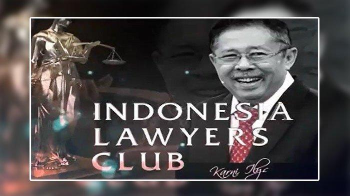 ILC Malam Ini Selasa 15 Desember 2020, Karni Ilyas: Episode Perpisahan