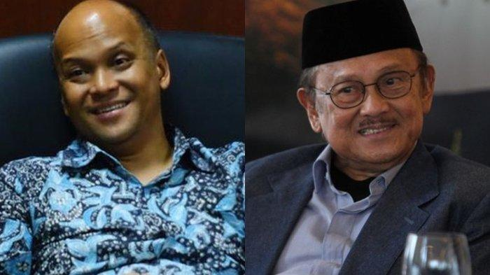 Karir Mirip Sang Ayah, Ilham Habibi Bisa Duduki Menteri Riset dan Teknologi, Lihat Respon Jokowi