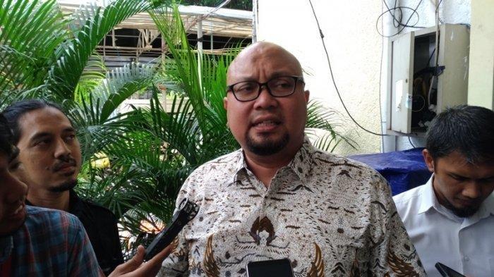 Ilham Saputra - Komisioner KPU