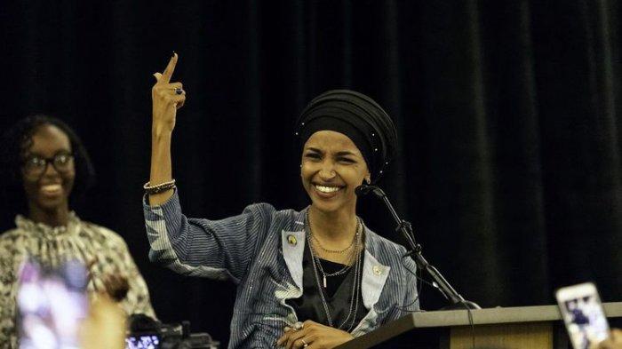 Mengenal Ilhan Omar, Sosok Imigran yang Jadi Politisi Perempuan, Anggota DPR di Amerika Serikat