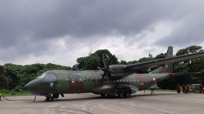 Begini Cara TNI AU Kurangi Intensitas Hujan di Jabodetabek, Gunakan Pesawat Untuk Penyemaian Garam