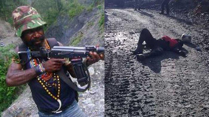 Maksud Serahkan Diri, Anggota KKB Papua Tertembak Pistol Sendiri, Peluru Menembus Pinggang & Betis