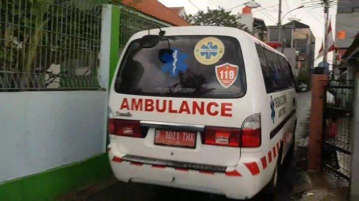 Ilustrasi <a href='https://manado.tribunnews.com/tag/ambulans' title='ambulans'>ambulans</a>.
