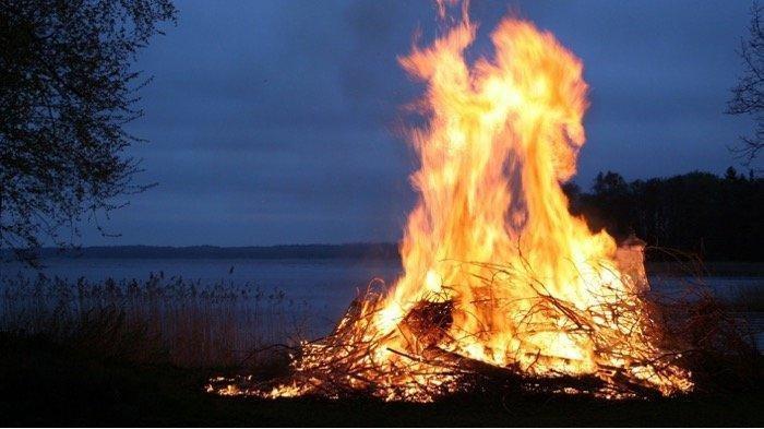 Arti Mimpi Tentang Api, Jika Mimpi Api Menyala di Rumah Pertanda Positif, Ini Tafsirnya
