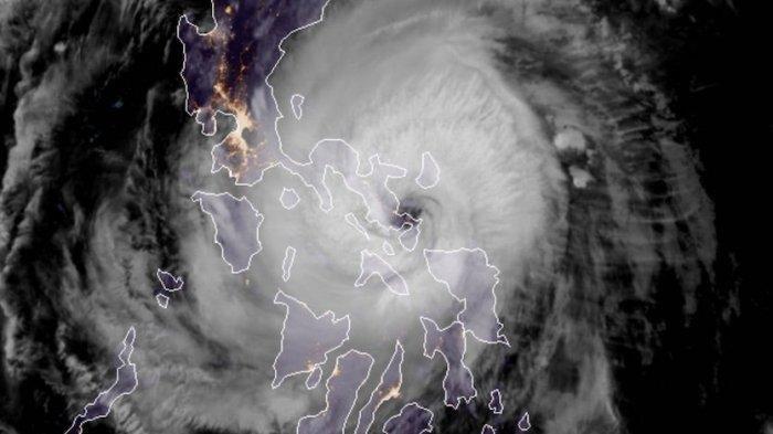 Peringatan Dini BMKG: Cuaca Ekstrem Hari Ini Minggu 12 Januari 2020, Gelombang Tinggi Capai 6 Meter