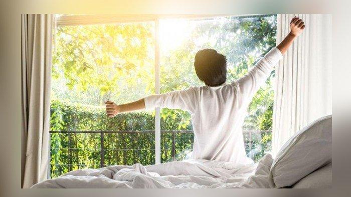 Sering Bangun Pagi Lebih Awal, Manfaatnya Luar Biasa, Bisa Bikin Lebih Sehat dan Membuat Kita Fokus