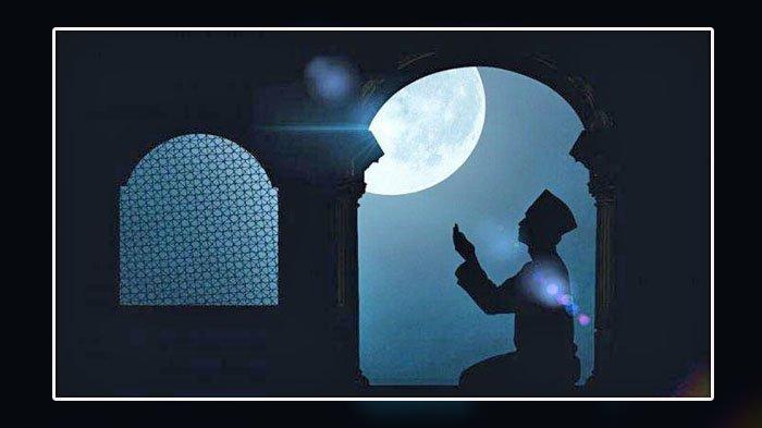 ILUSTRASI Berdoa. Berikut doa pada malam lailatul qadar. Simak tanda-tandanya.