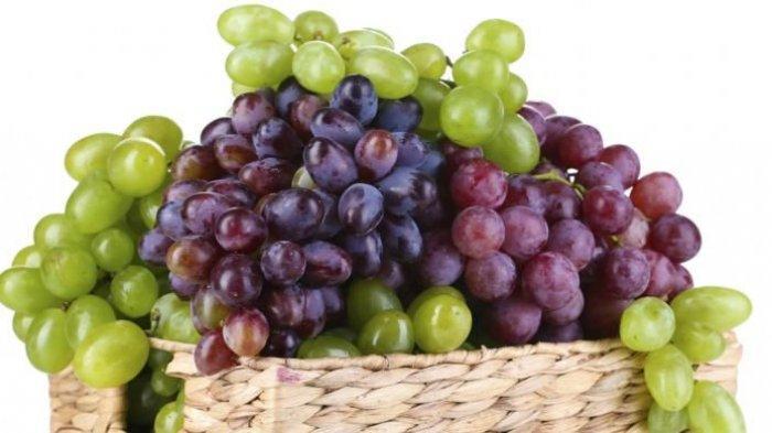10 Manfaat Buah Anggur, Cegah Penyakit Kronis hingga Menunjang Kesehatan Kulit