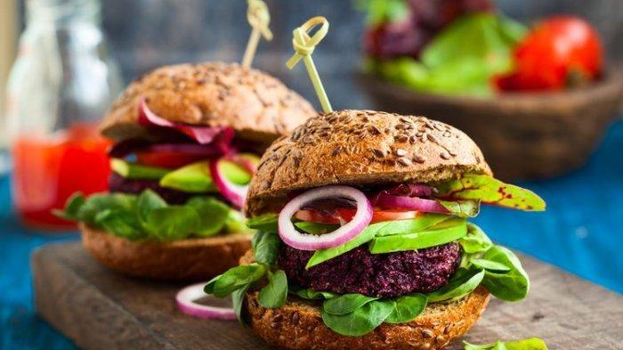 Cara Membuat Burger yang Enak dan Tetap Sehat