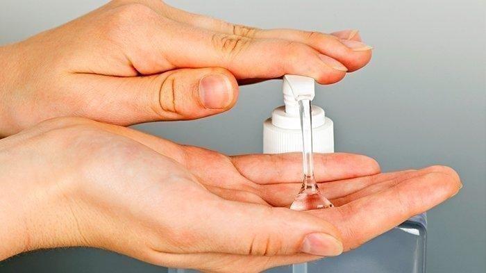Cara Efektif dan Benar Menggunakan Hand Sanitizer, Cukup Lakukan dengan Cara Begini
