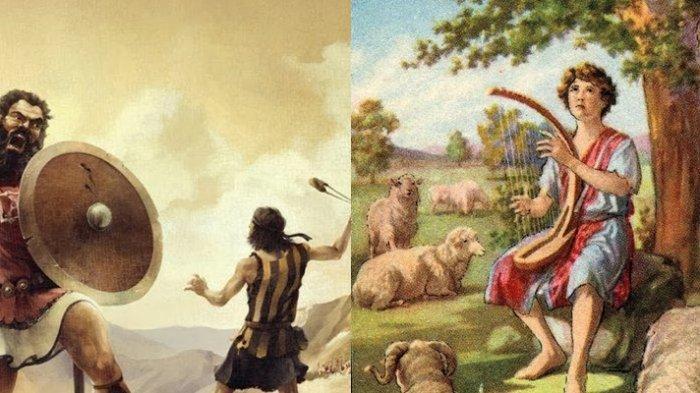 Sosok Daud, Raja Israel Kuno di Yerusalem, Termasyhur Kalahkan Raksasa dan Bangsa Filistin