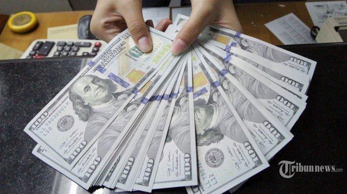 Ilustrasi Dollar Amerika
