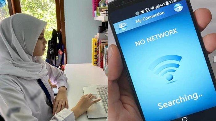 Kabar Baik Bagi Siswa Belajar di Rumah, Dana BOS Digunakan untuk Beli Kuota Internet, Ini Syaratnya