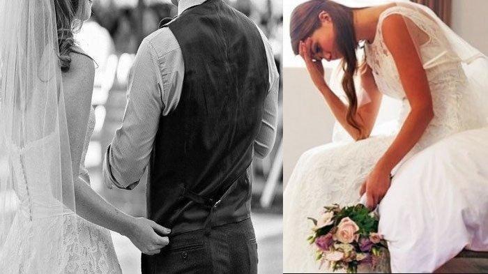 Hanya Karena Sang Mempelai Pria Tak Bisa Perkalian 2x9, Pengantin Wanita Ini Batalkan Pernikahan