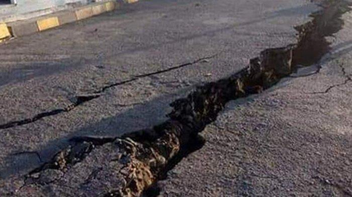 Gempa Bumi Saat Ini Berkekuatan 5.1 SR, Dipicu Sesar Aktif di Dasar Laut, Ini Lokasinya