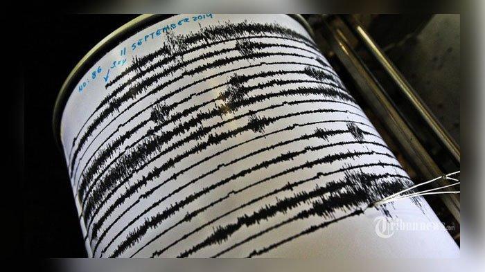 Gempa Magnitudo 6.8 Sabtu (1/5/2021), Info Korban serta Kerusakan, Ini Titik Lokasi Pusat Gempa
