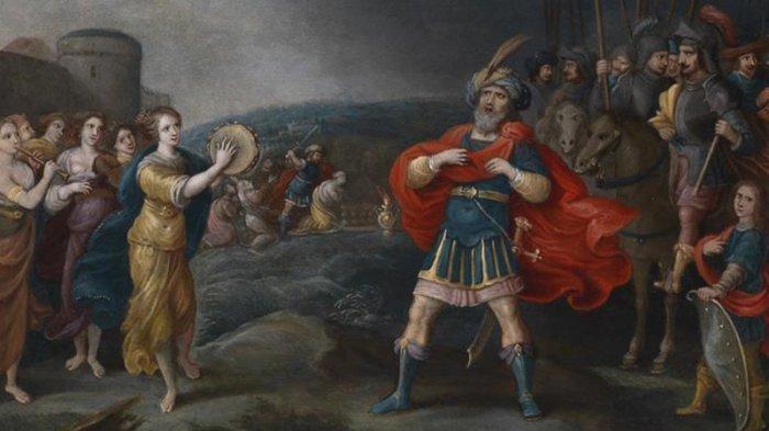 Kisah Gideon, Seorang Pemuda yang Menyelamatkan Israel, Midian Dibuat Mati dengan Kebingungan