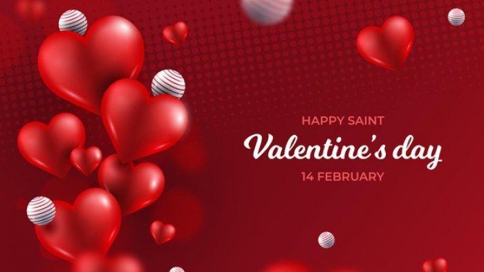 Hari Valentine 2021.