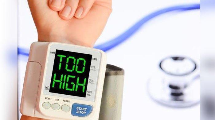 Cara Penanganan Hipertensi, Jangan Kena Komplikasi, Kurangi Garam dan Hindari KonsumsiMinuman Ini