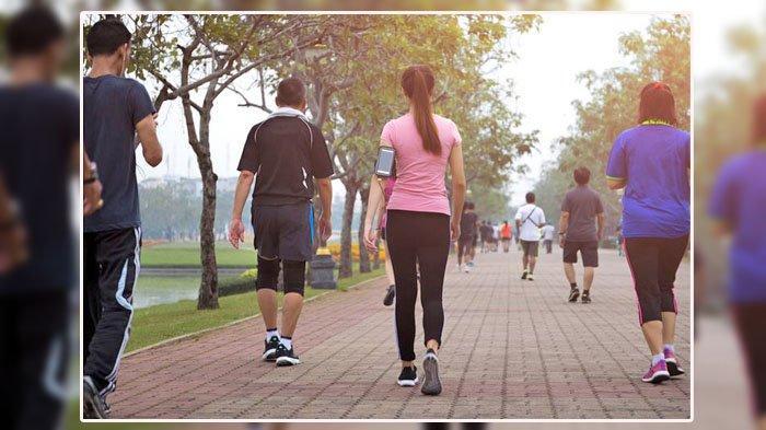 Manfaat Rutin Jalan Kaki, Mengurangi Stres hingga Turunkan Tekanan Darah