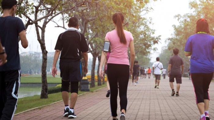 Berikut Manfaat Jalan Kaki, Paling Bagus 10.000 Langkah per Hari