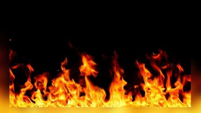 Selama 3 Jam Asrama Mako Brimob Alami Kebakaran Hebat, 16 KK Kehilangan Tempat Tinggal