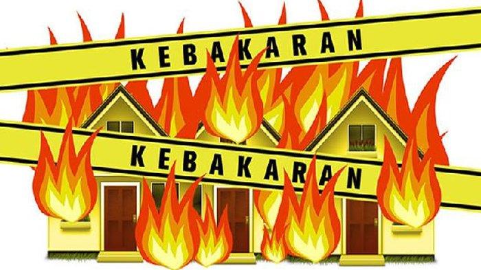Kebakaran Terjadi di Asrama Mako Brimob Kelapa Dua Depok pada Malam Ini