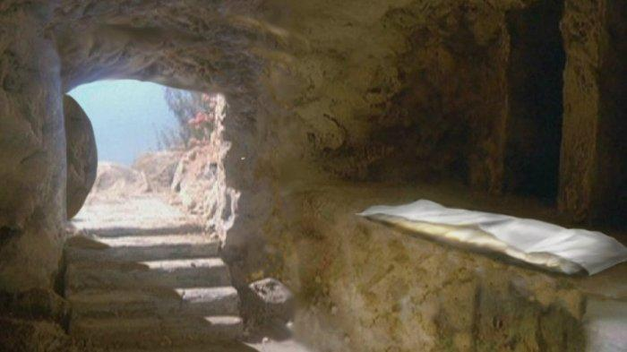 Ilustrasi Kebangkitan Yesus